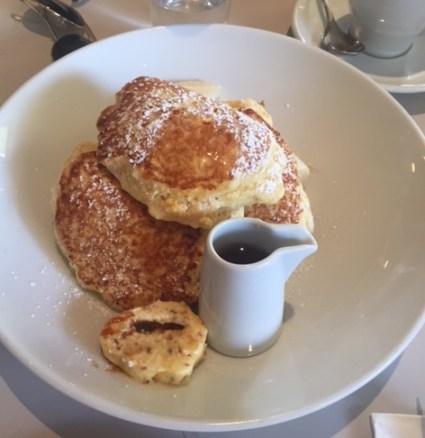 Granger Ricotta Pancakes