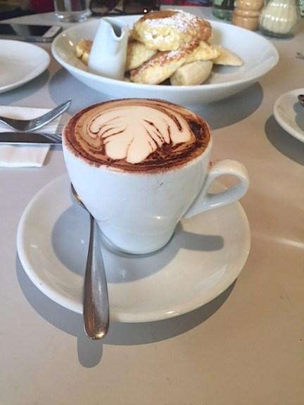 Granger cappuccino