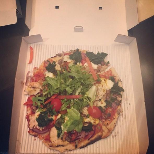 Leggera Pollo ad Astra Pizza - Pizza Express, St. Christopher's Place