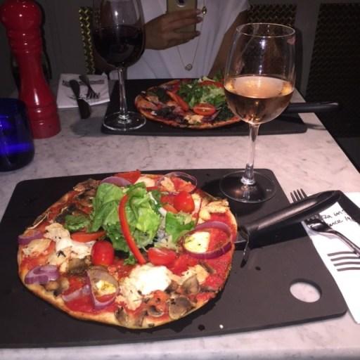 Pizza Express - Leggera Pollo ad Astra