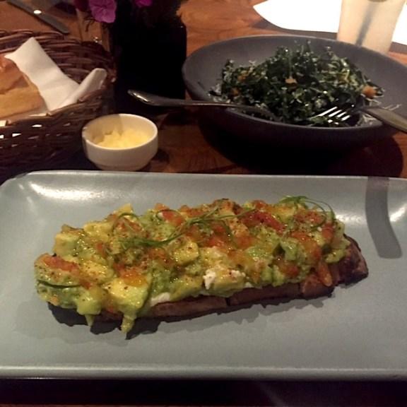 Avocado Toast with Ricotta