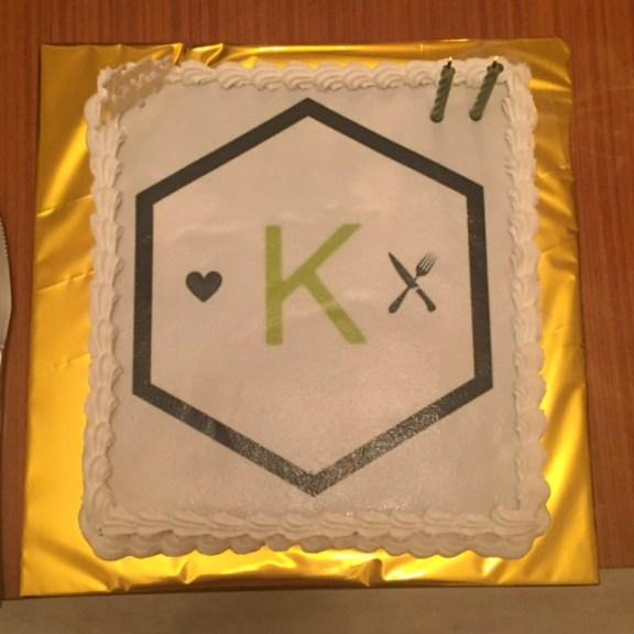 K Weigh Cake
