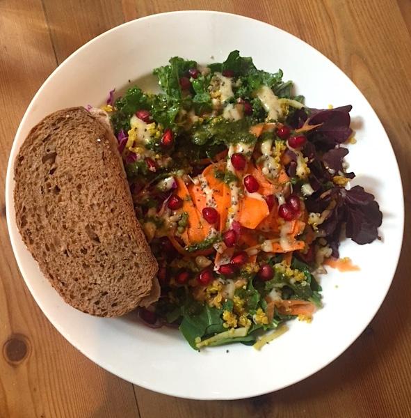 LPQ Detox Salad