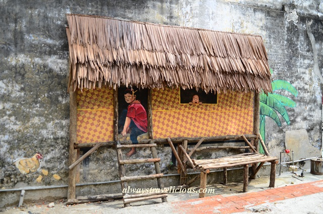 Murals gopeng malaysia always travelicious for Mural 1 malaysia