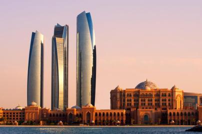 Gedung Abu Dhabi