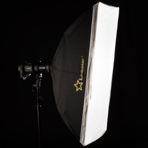 Softbox plegable 60x90