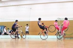 サイクルサッカー班 競技紹介 (2)