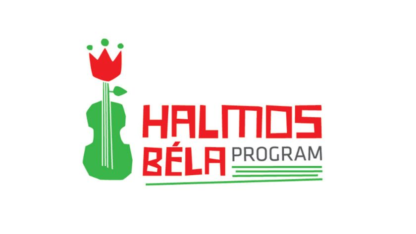 Halmos Béla Program logo
