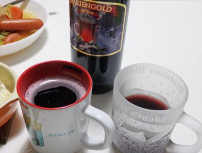 ドイツ グリューワイン