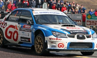 2013 Killarney Rally of the Lakes - 1st overall Garry Jennings (2)