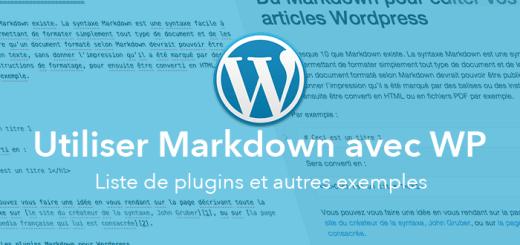markdown-wordpress-plugin