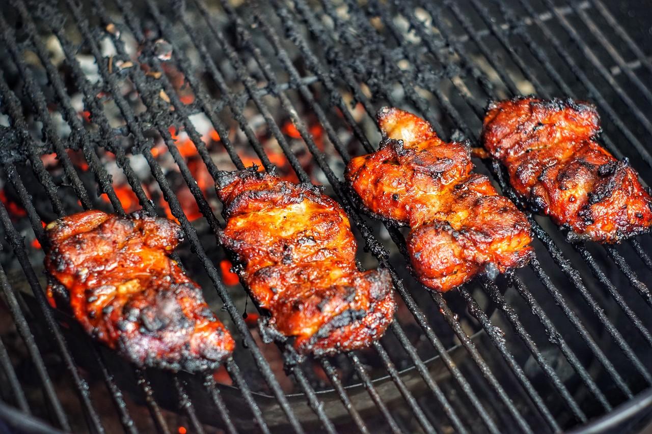 080/18: Korean Spiced Chicken Thighs