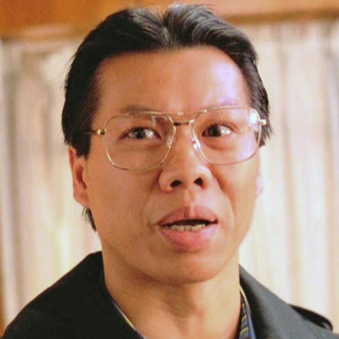 Bolo Yeung in My Lucky...