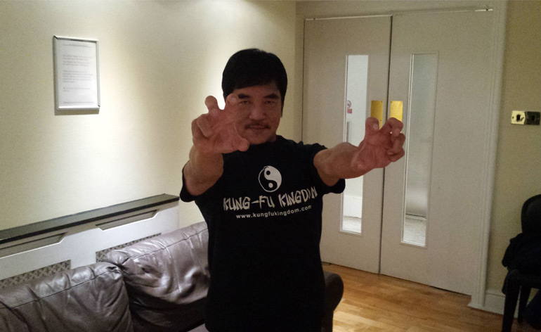 An Interview with Hwang Jang Lee