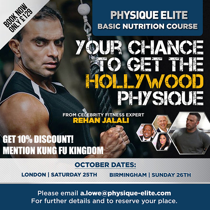 Get the Hollywood Physique