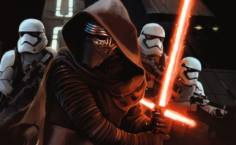 The Force Awakens Action Special