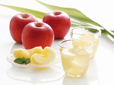 リンゴジュース1