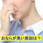 おならが臭い原因は病気?改善方法は食べ物のヨーグルト?