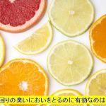 水回りの臭いにおいは重曹とクエン酸のどちらが有効?