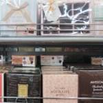100均ダイソーラッピング用品箱やワックスペーパー透明袋にチョコを入れてみた画像あり