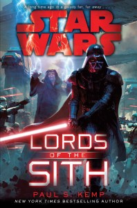 Lords of the Sith omslag