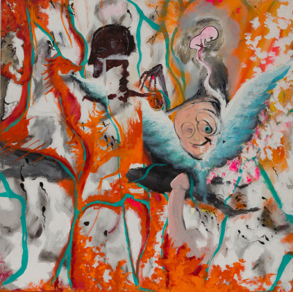 kurt-cobain-painting-3-422x420