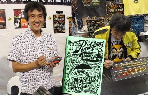KUSTOMFEST 2103 - Hiro Wildman ishii