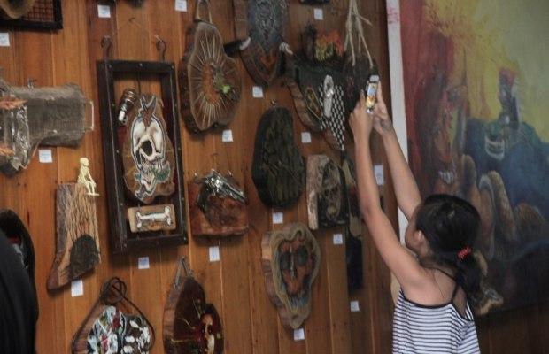 Art Garage inpirasi Kustom Kulture dan Gerakan Seni Rupa