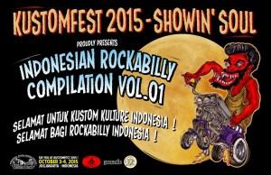 KUSTOMFEST 2015 - ROCKABILLY INDONESIA feature