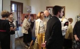 Spotkanie w Dworku Modrzewiowym