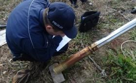 Policja znakuje maszyny rolnicze