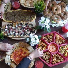 Socrates Bakery 🍕 مخبز سقراط