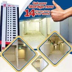 Storage Areas for Rent مخازن للإيجار