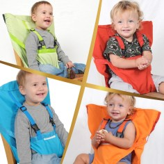 Portable Toddler Chair – حامل تثبيت الطفل في المقعد