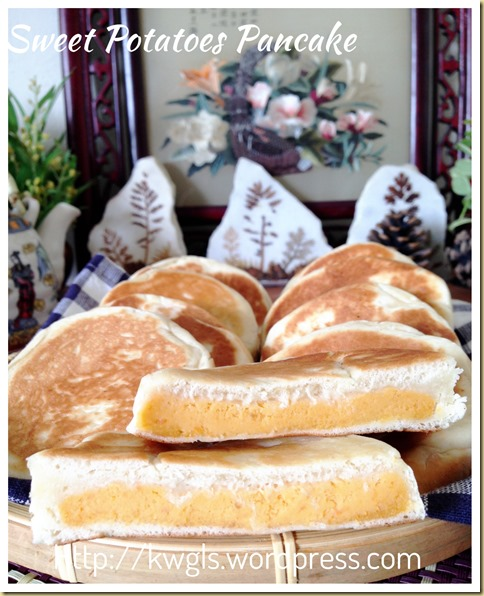 Chinese Peanut and Sesame Pancake (花生和芝麻烧饼)