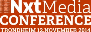 Upcoming Events: NxtMedia Conference 2014