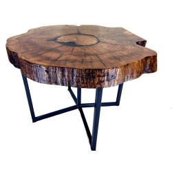 Small Crop Of Oak End Tables