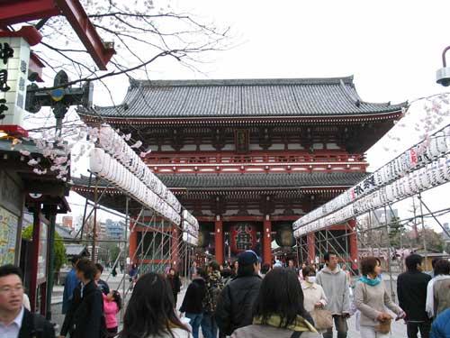 Tokyo Asakusa, Sensoji