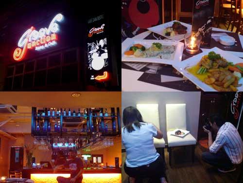 Groove Junction Bistro & Cafe at Sri Hartamas