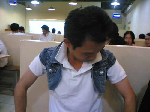 Horny with mini Jacket