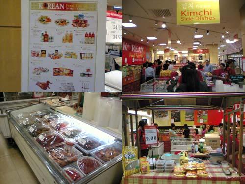 Korean Food Fair