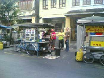 Lorong Selamat Char Kuih Teow in Penang