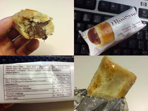 MiniSnack from Isetan
