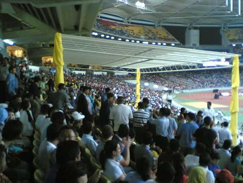 MyTeam vs Malaysia