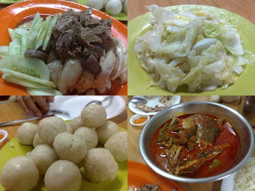 Hoe Kee Chicken Rice Ball