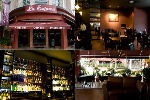 La Esquina Spanish Restaurant