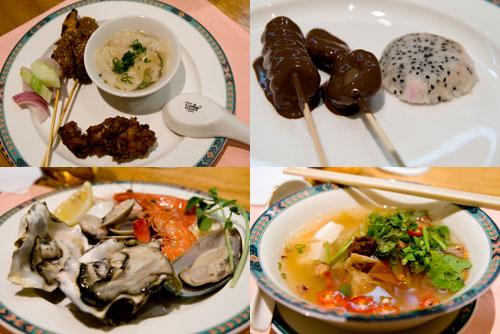 Nikko Hotel Hi-tea, Cafe Serena Brasserie