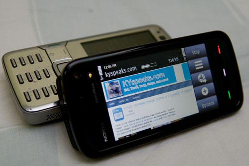 Nokia XpressMusic 5800