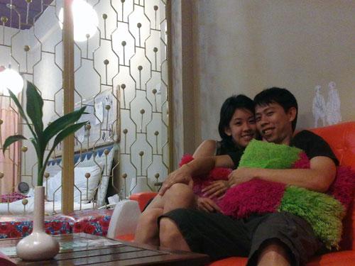 Room 303 at Reflections Bangkok