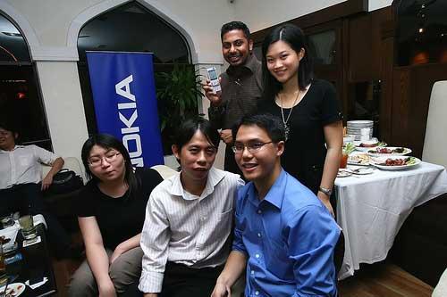 Nokia Symbian S60 Night